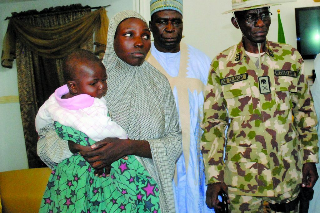NIGERIA-UNREST-ISLAMISTS-CHIBOK