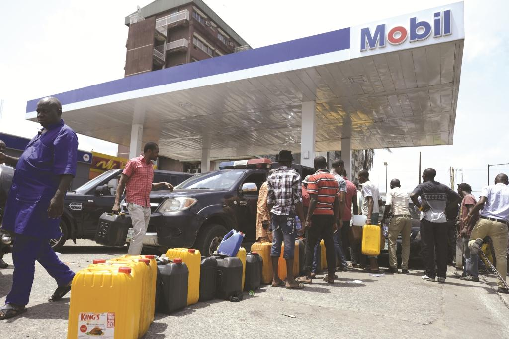 Fuel Shortage  In The   Land Of Oil