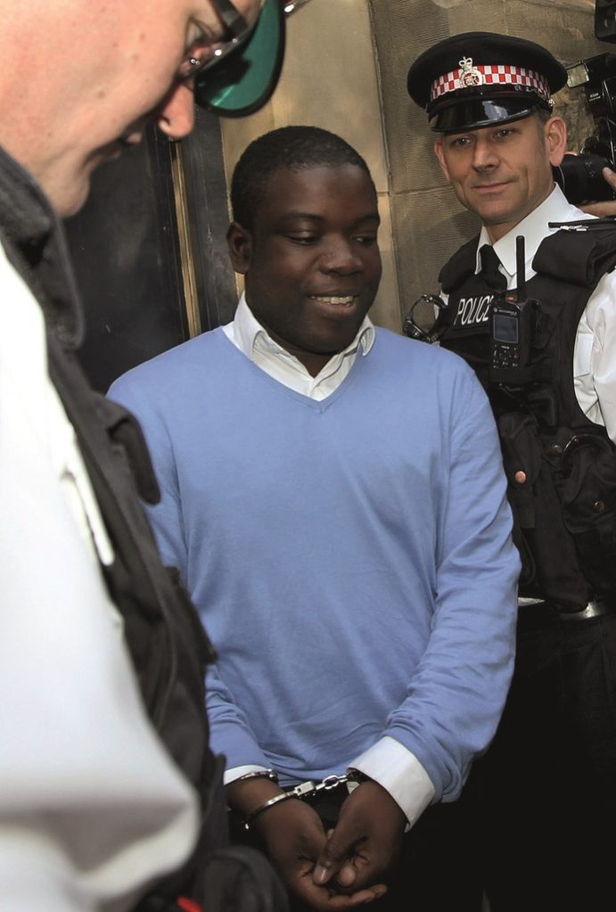 From Ghana, To London, To A Cell – Africa's Rogue Trader