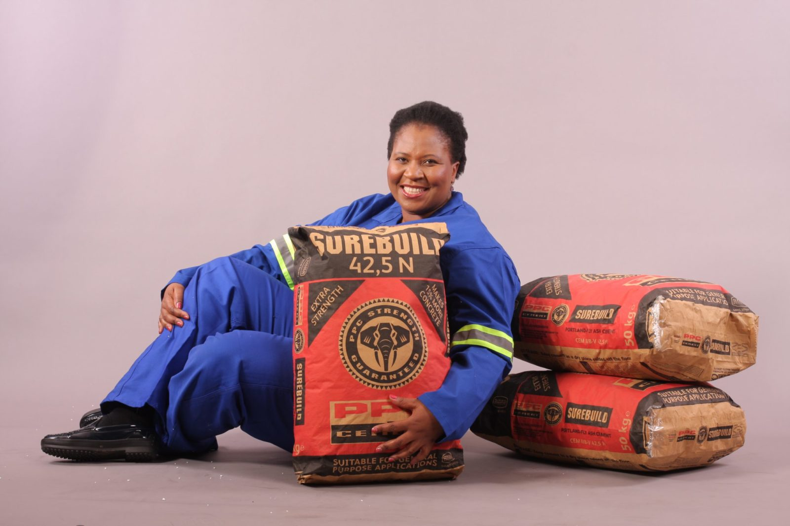 Cement's first lady Tryphosa Ramano