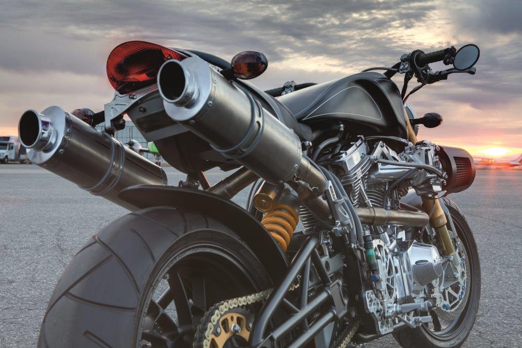The Best Ecosse Es1 Superbike  Pictures