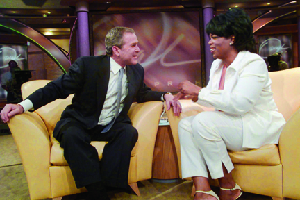 Oprah Winfrey's OWN Battle