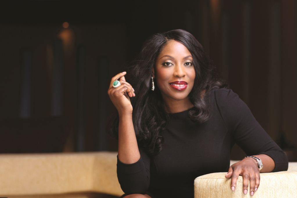 Mo Abudu Africa's queen of talk