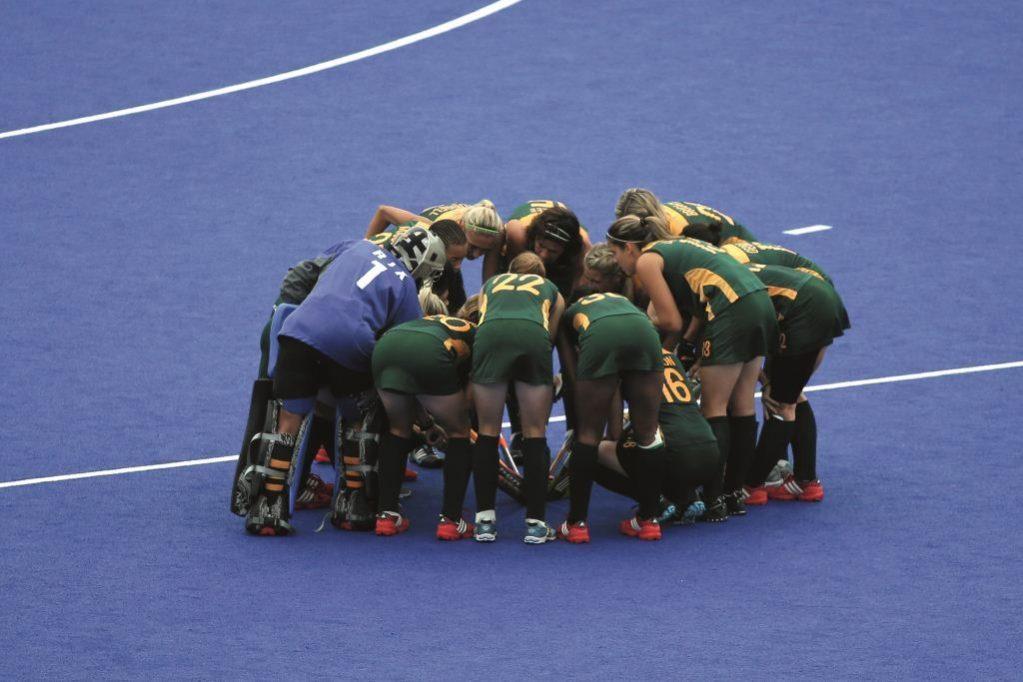 SA hockey team up their game