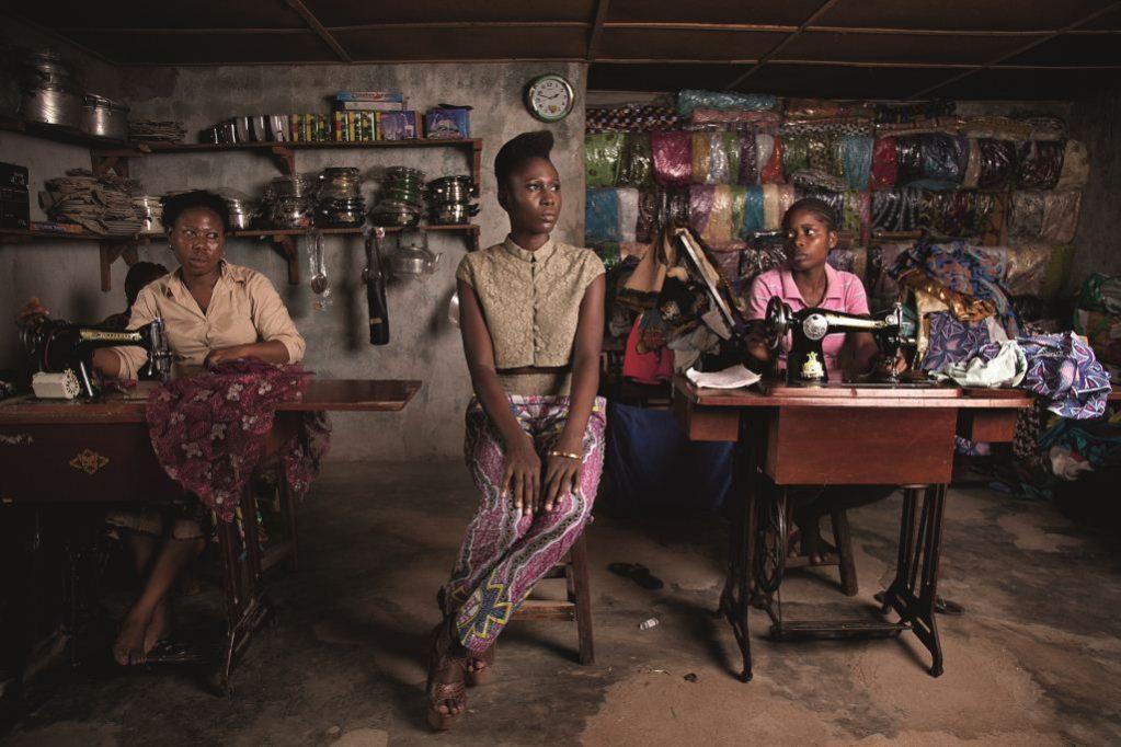 Lagos (Nigeria)Kinabuti Collection 2012