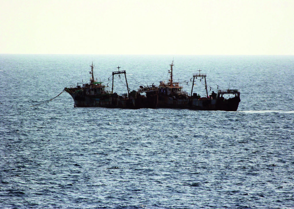 Fishing Trawlers Released From Pirate Control