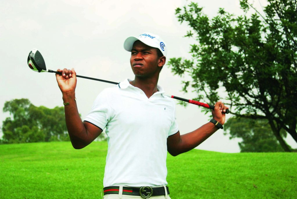 Could The Next Tiger Woods Be From Africa?