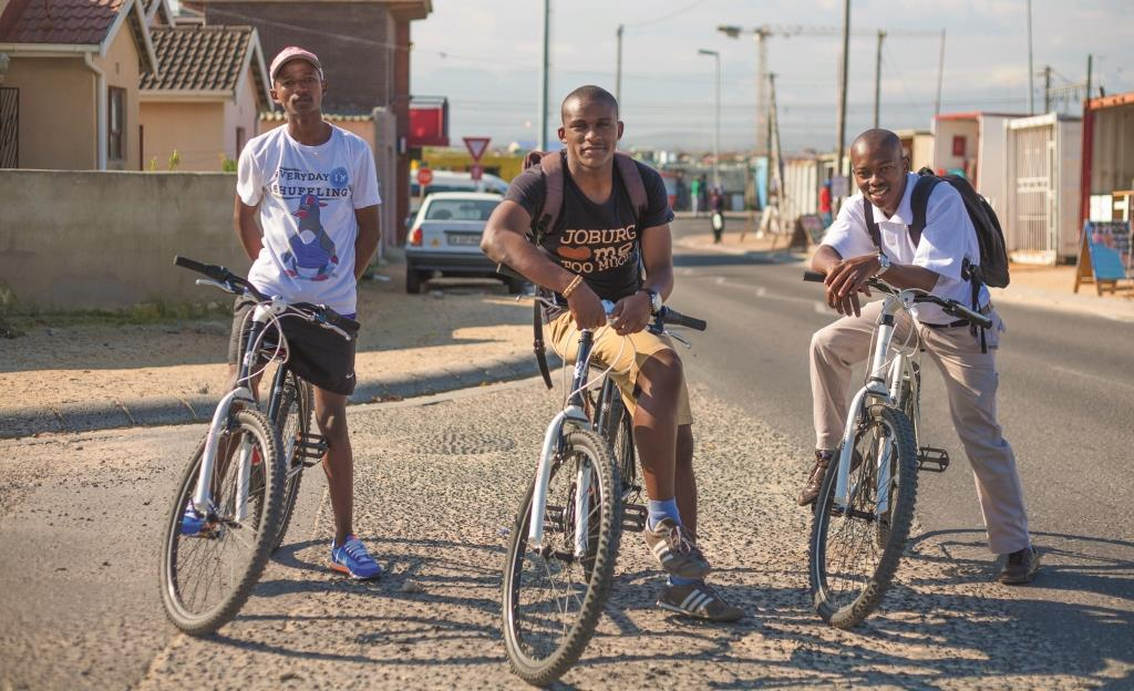 The Pedal Power That Could Save Lives On The Road To Riches