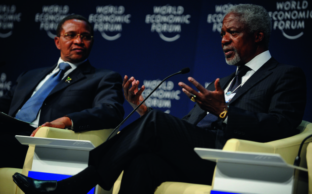 The Time For Africa To  Cash In Is Now