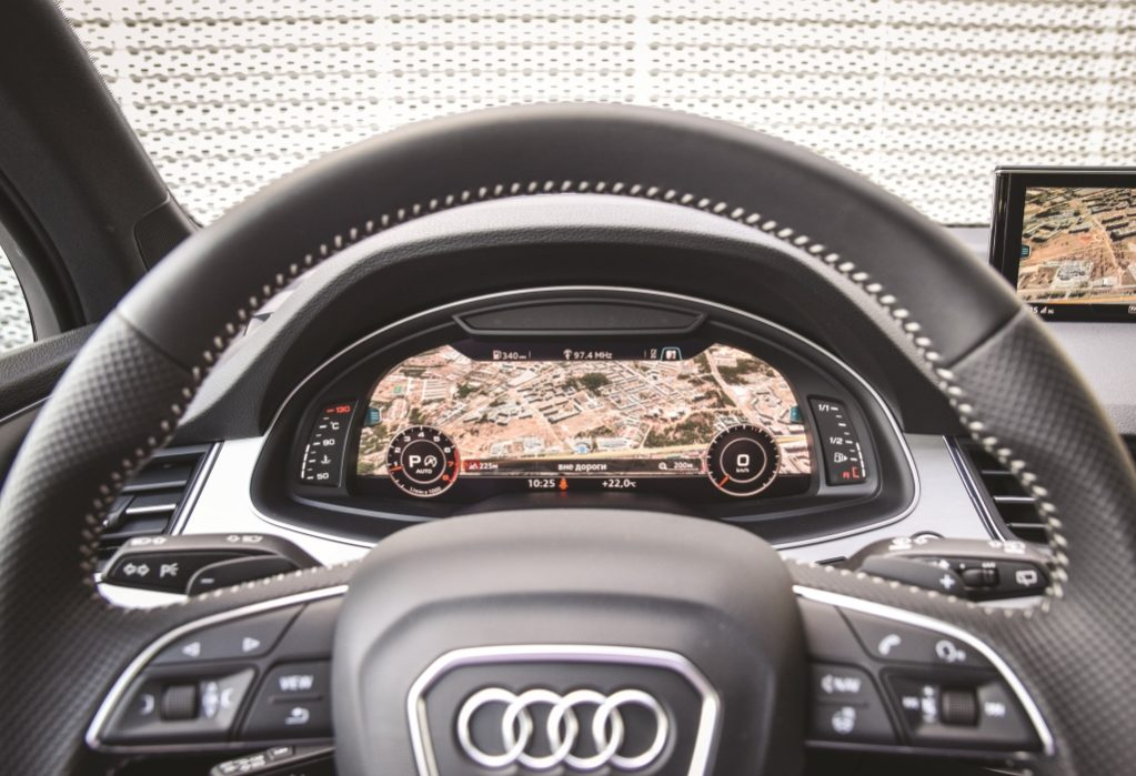 Let's Hear It For Audi
