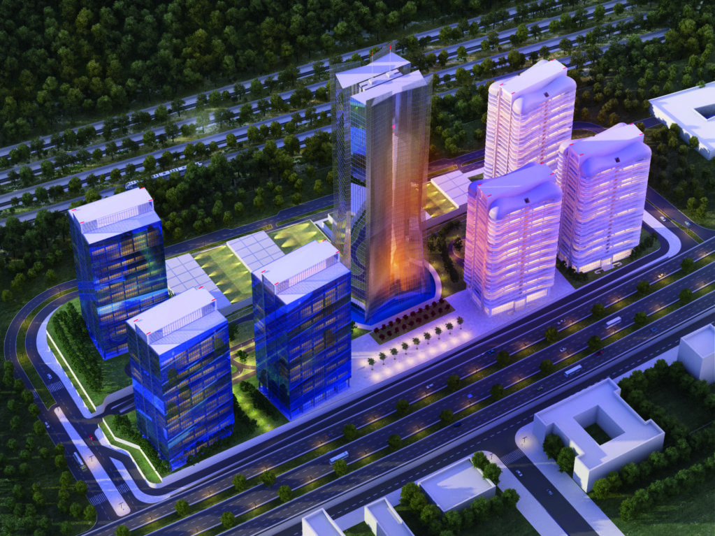 World Trade Center  To Tower Over Abuja