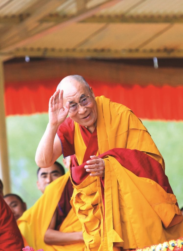 Why A Hello To The Dalai Lama Costs Billions