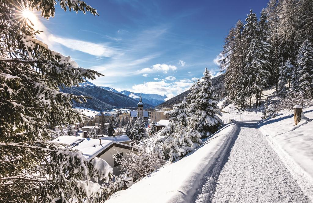Brrr…its cold for African optimists in the Alps this year
