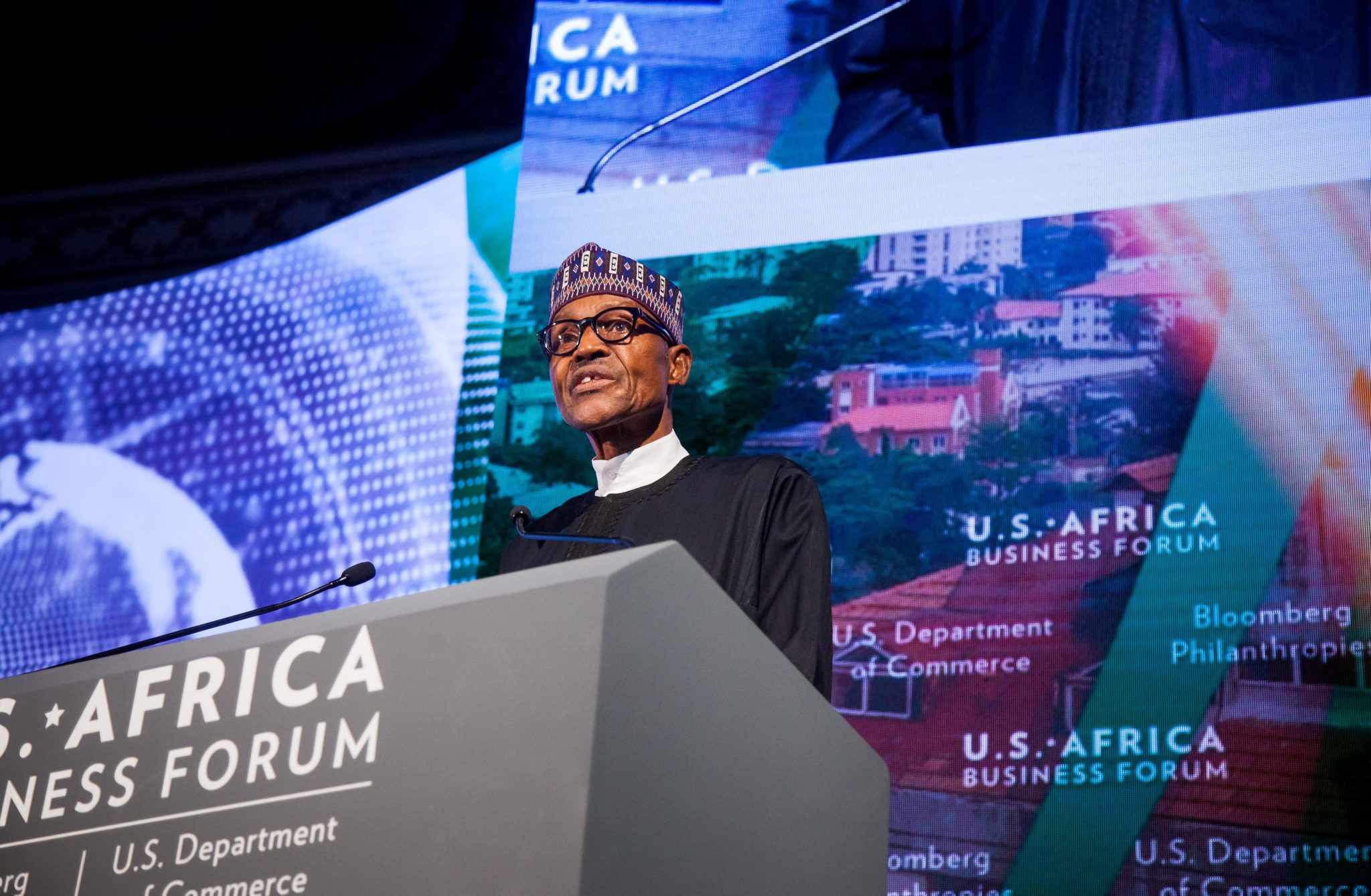 Key Speakers At The U.S.-Africa Business Forum