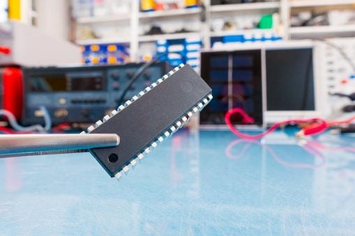 prototype of quantum processor