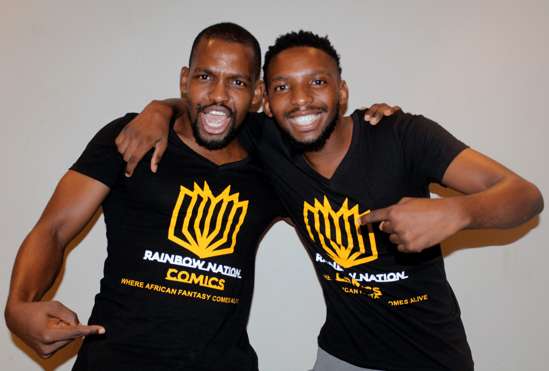RNC – Phemelo Dibodu (left) and Omphile Dibodu (right)