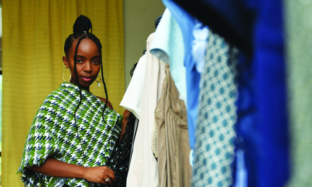 The French Silhouette In Africa How This Designer Started Her Own Business Despite A Shortage Of Funds Forbes Africa