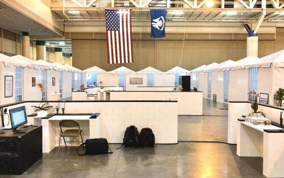 This Entrepreneur Built Tent Floors After Hurricane