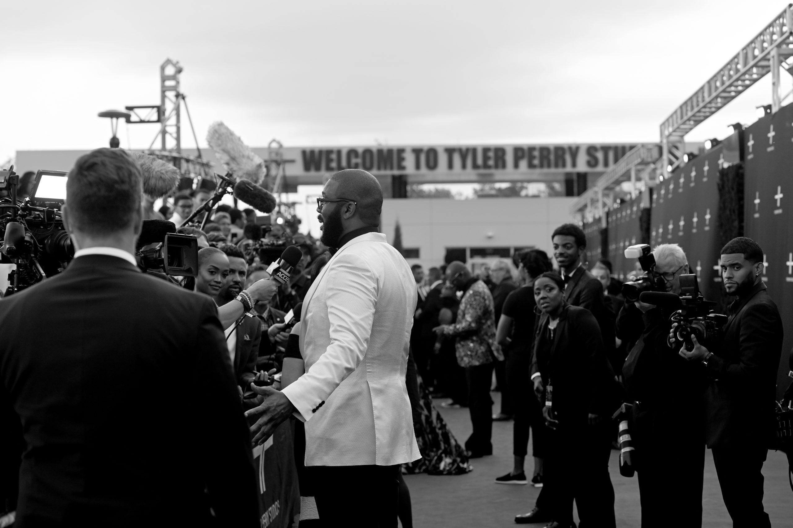 Tyler Perry Studios Grand Opening Gala