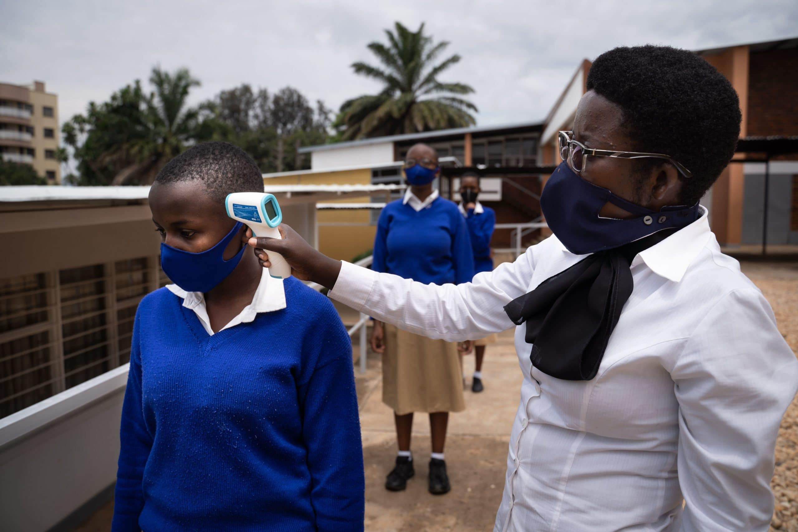 RWANDA-HEALTH-VIRUS-EDUCATION