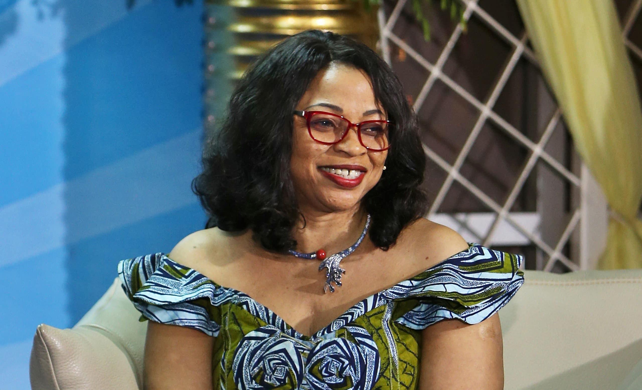 Interview With Nigeria's Richest Woman, Billionaire Folorunso Alakija