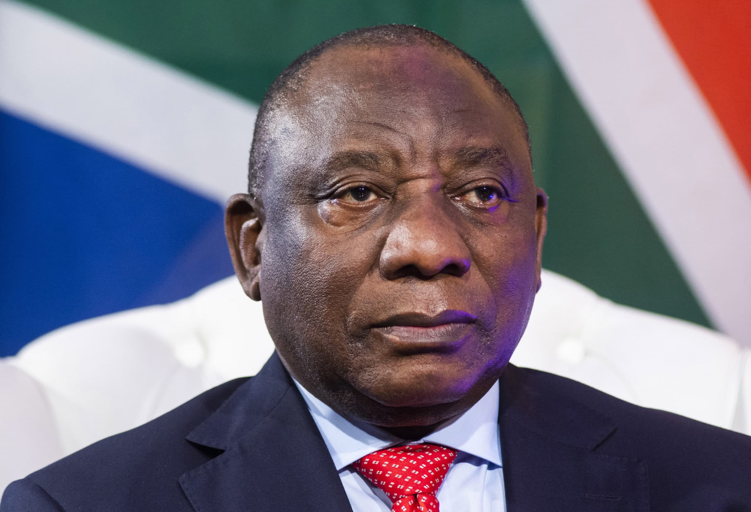Interview with South Africa's President Ramaphosa