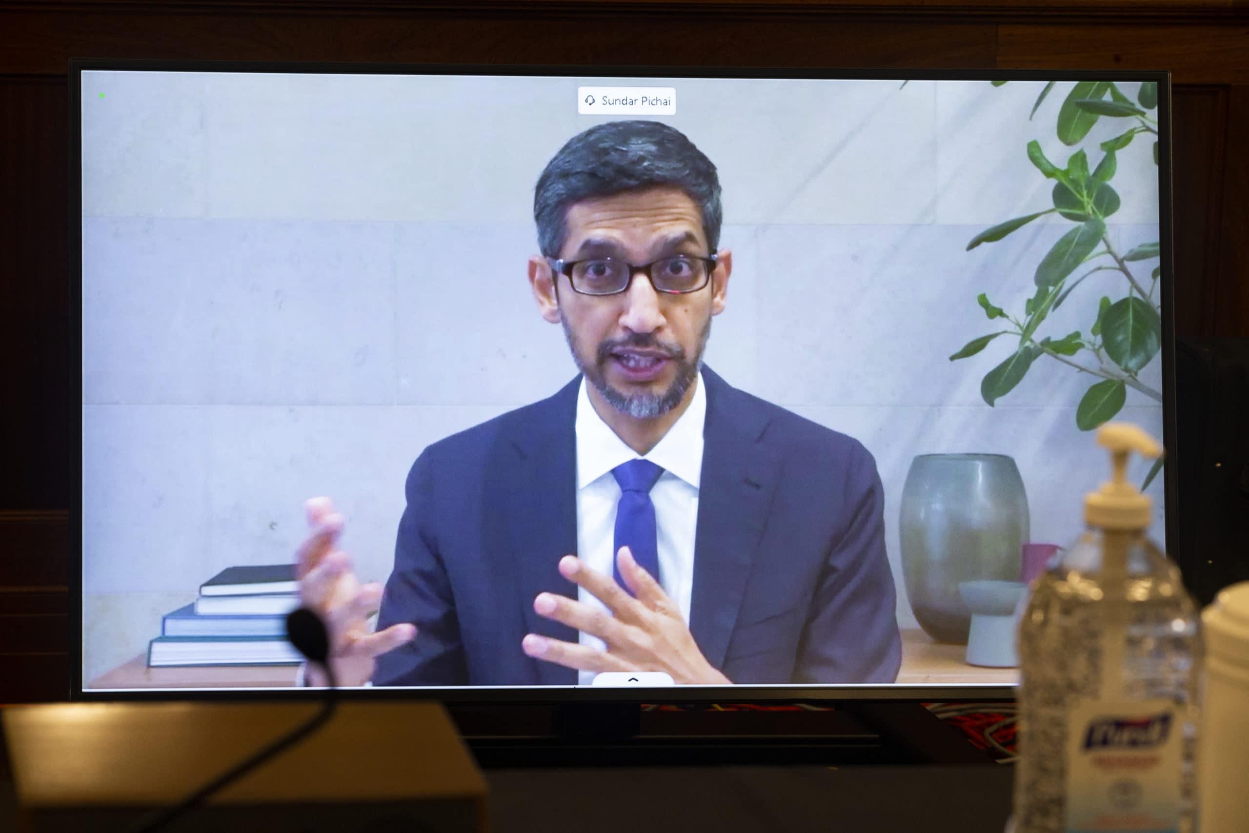 Senate Commerce Committee Hearing On Big Tech