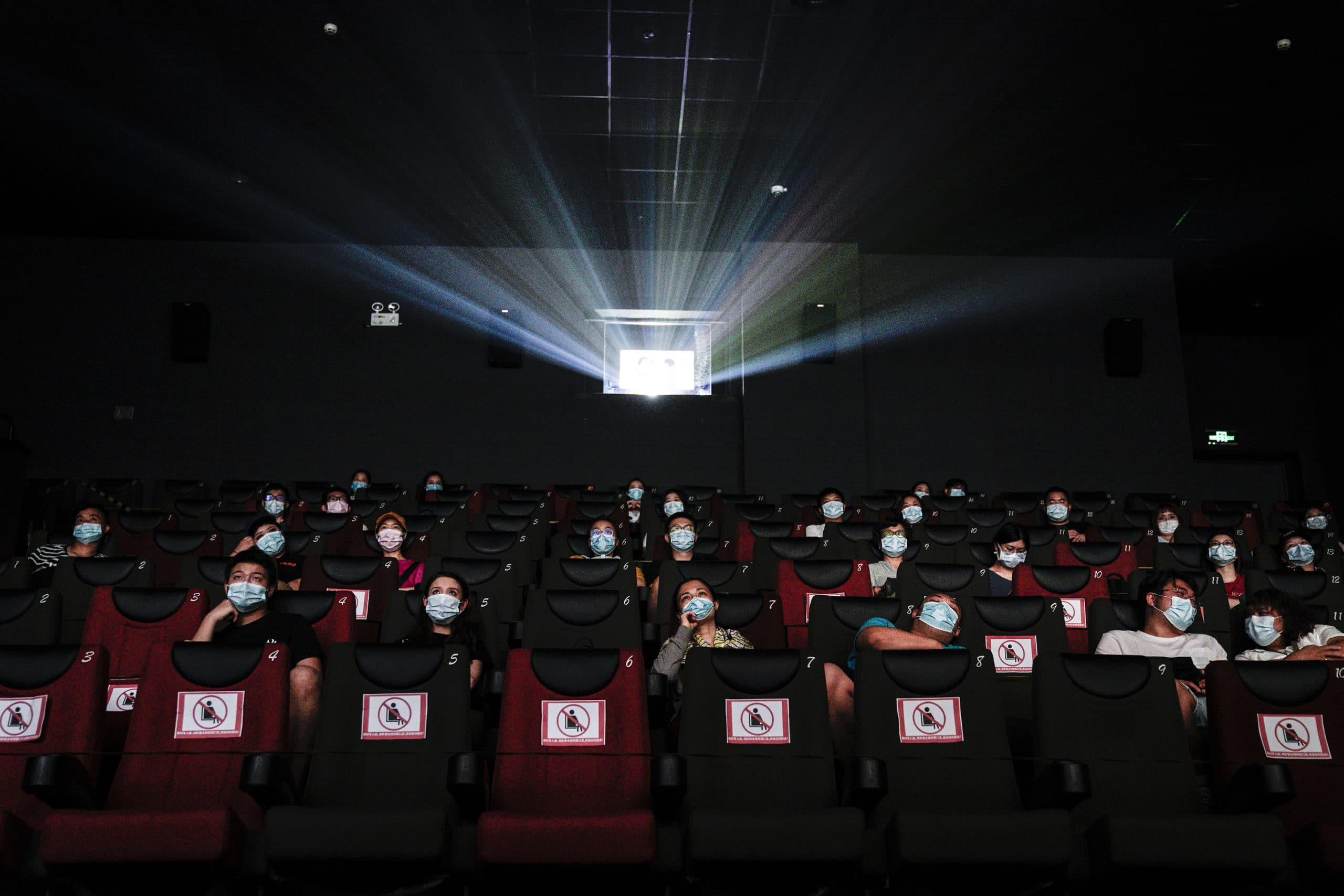 Wuhan Reopens Cinemas After Months In Lockdown
