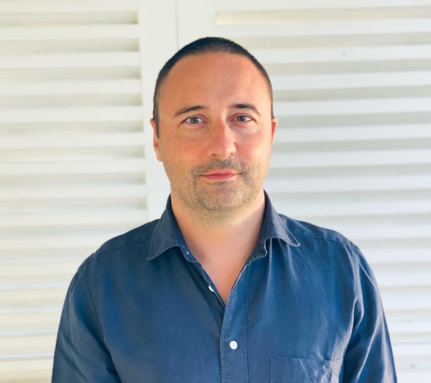 Nick Maughan