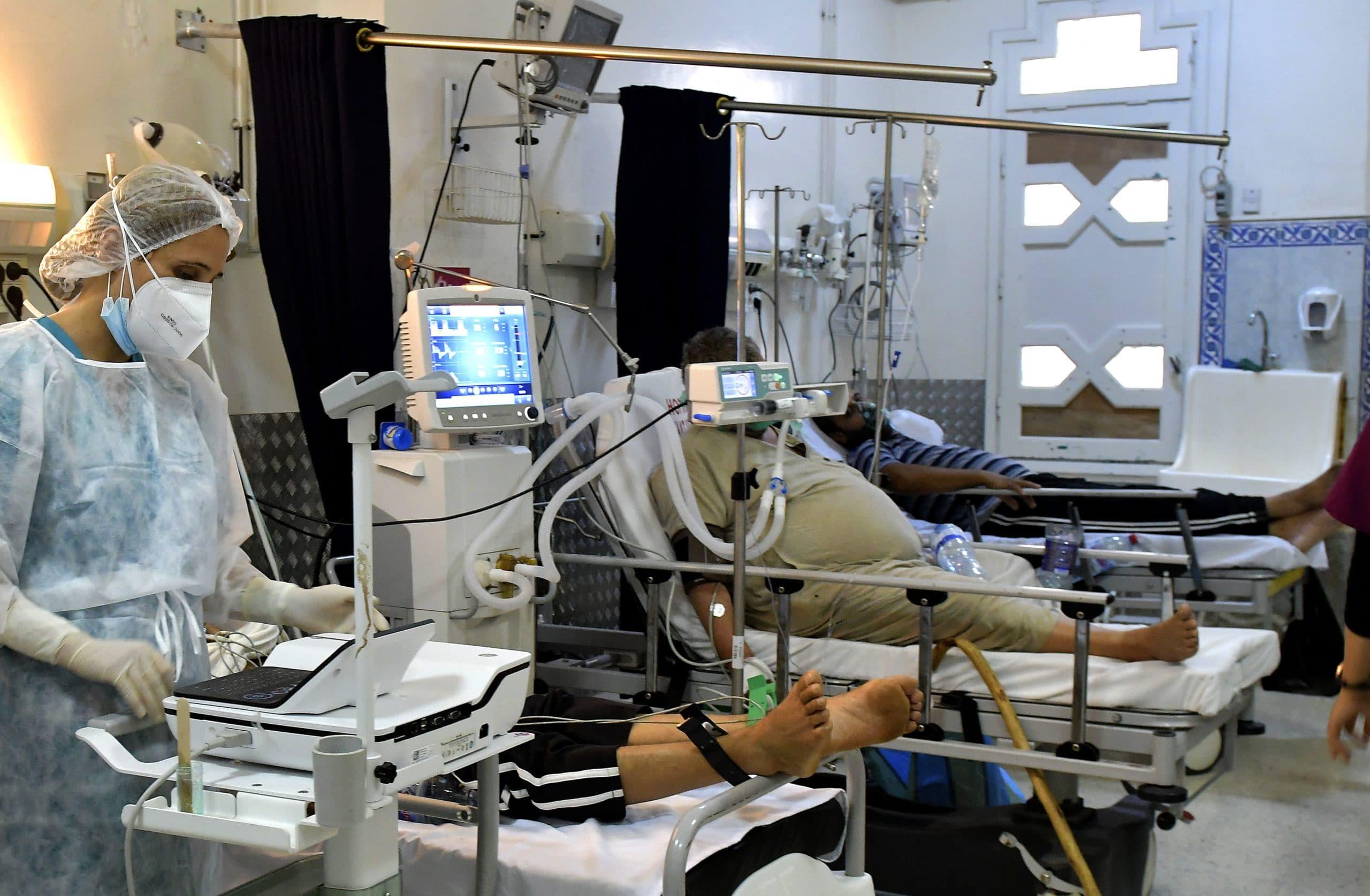 TUNISIA-HEALTH-VIRUS-TOURISM-HOSPITAL