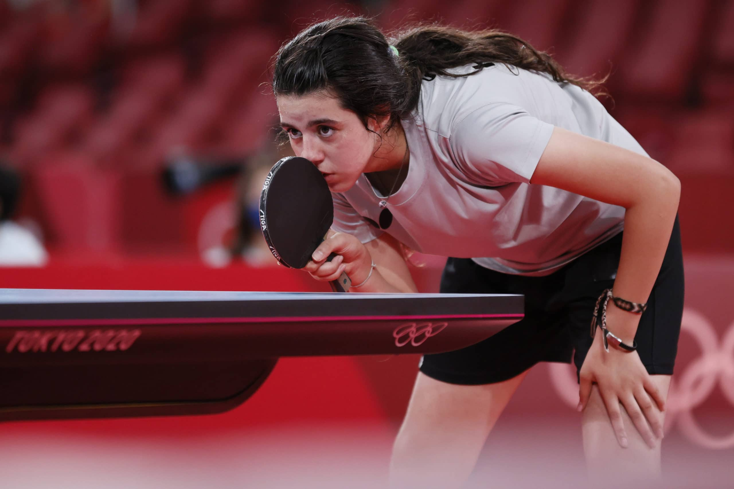 Table Tennis – Olympics: Day 1