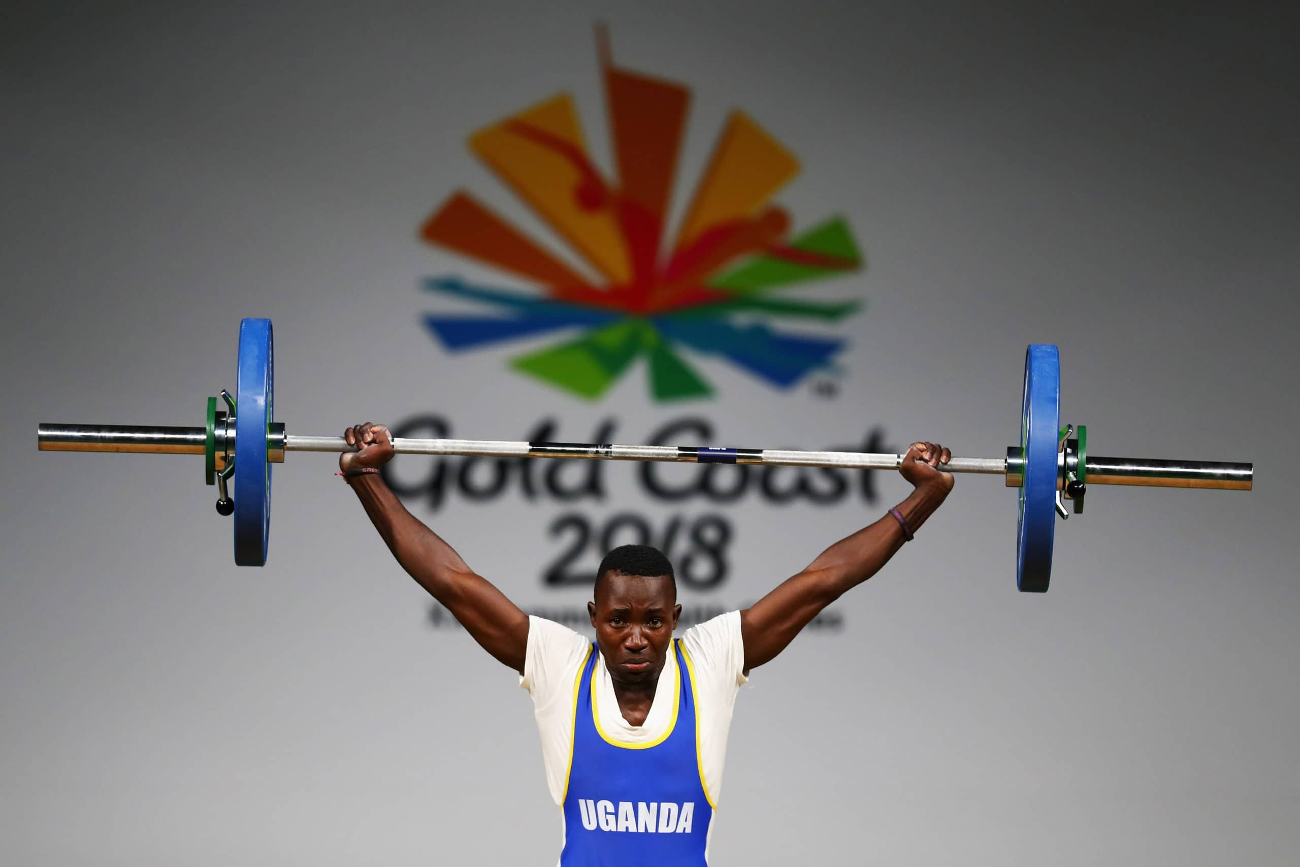 Weightlifting – Commonwealth Games Day 1