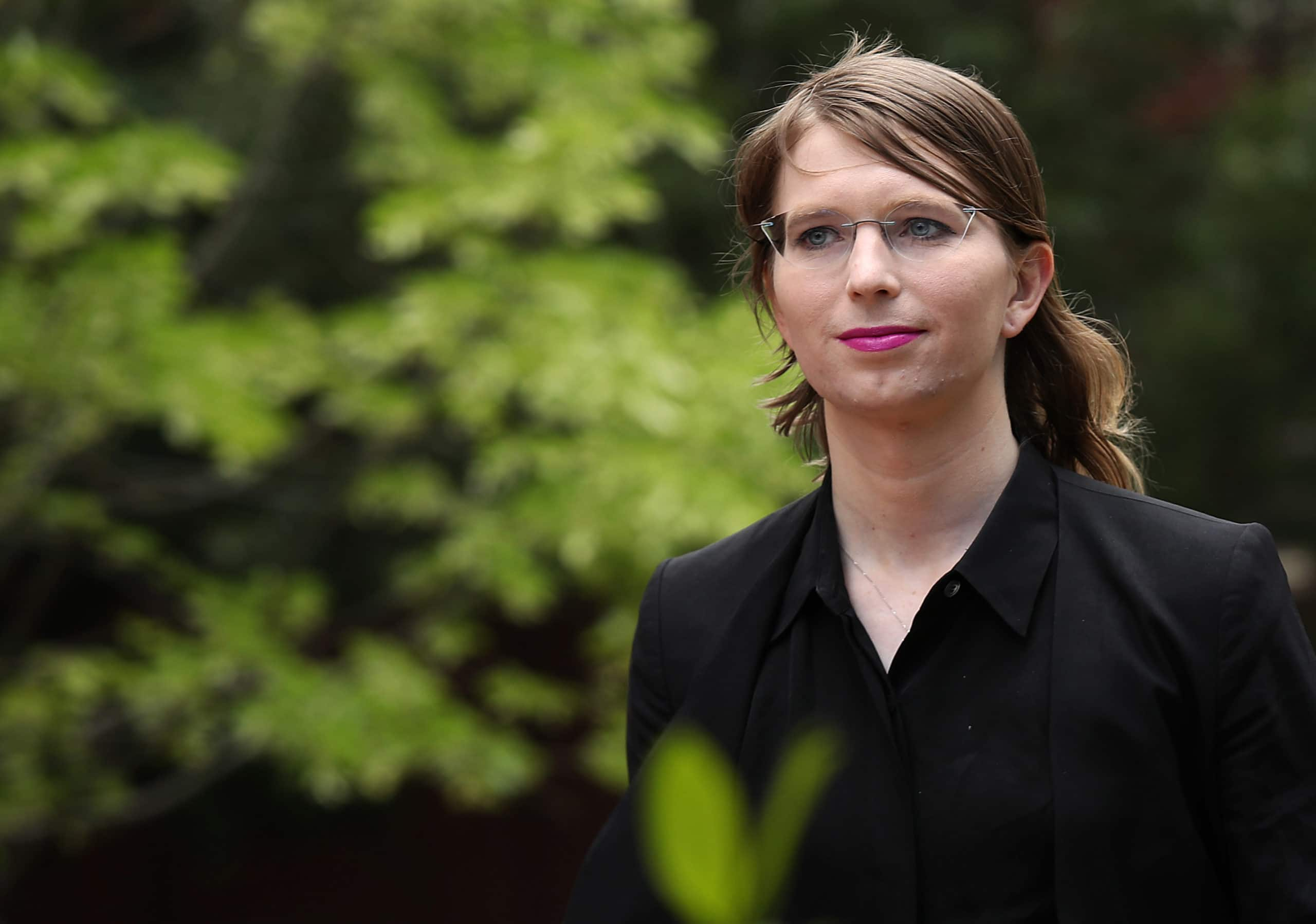 Chelsea Manning Appears Before Second Grand Jury In Wikileaks Investigation