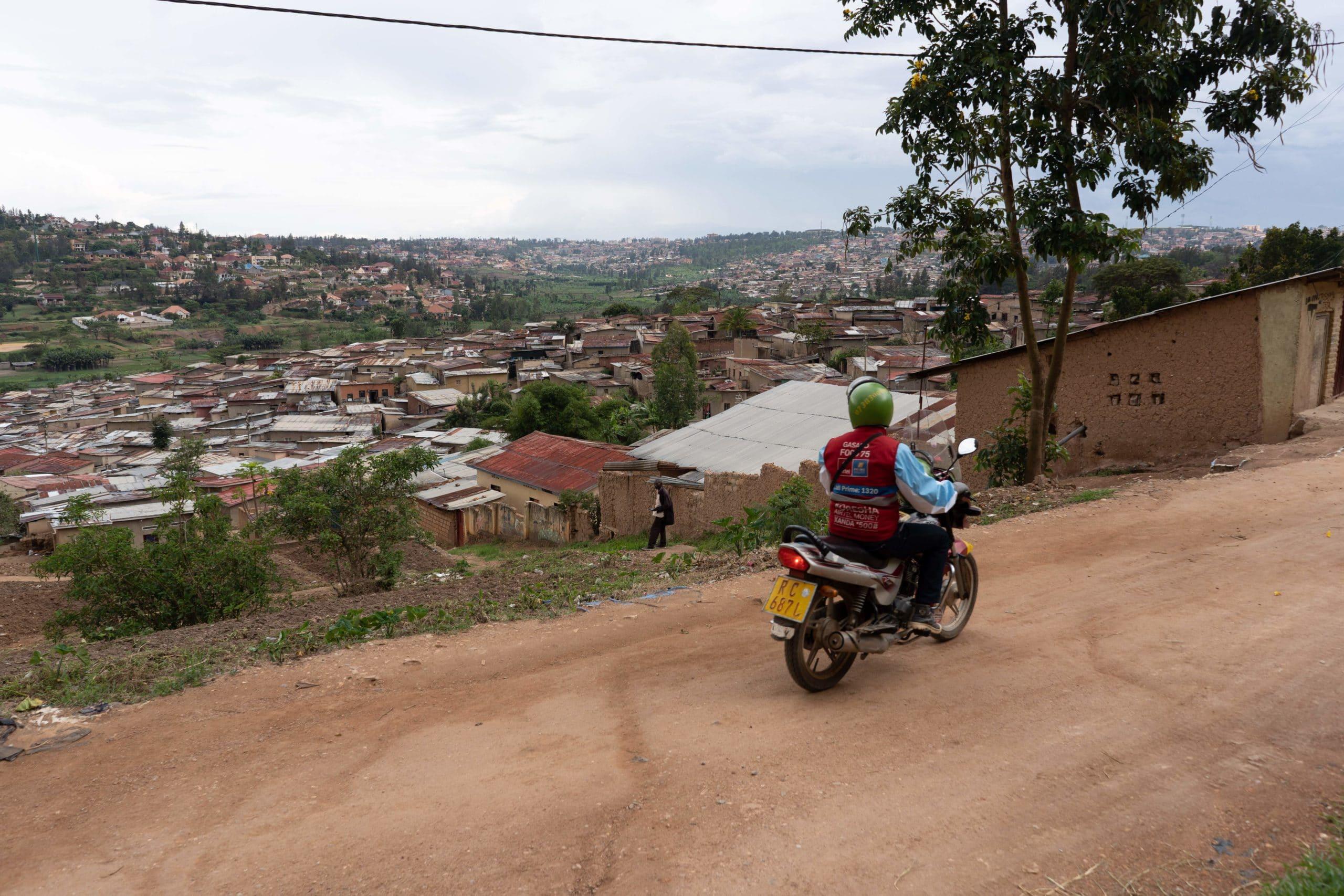 RWANDA-ECONOMY-URBAN-PLANNING-POVERTY