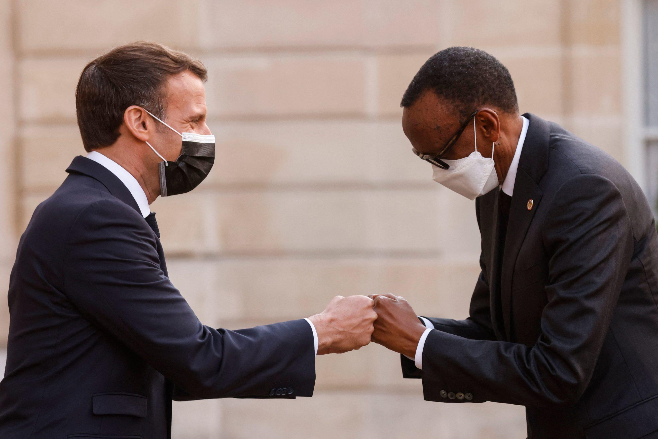 TOPSHOT-FRANCE-SUDAN-POLITICS-DIPLOMACY-SUMMIT