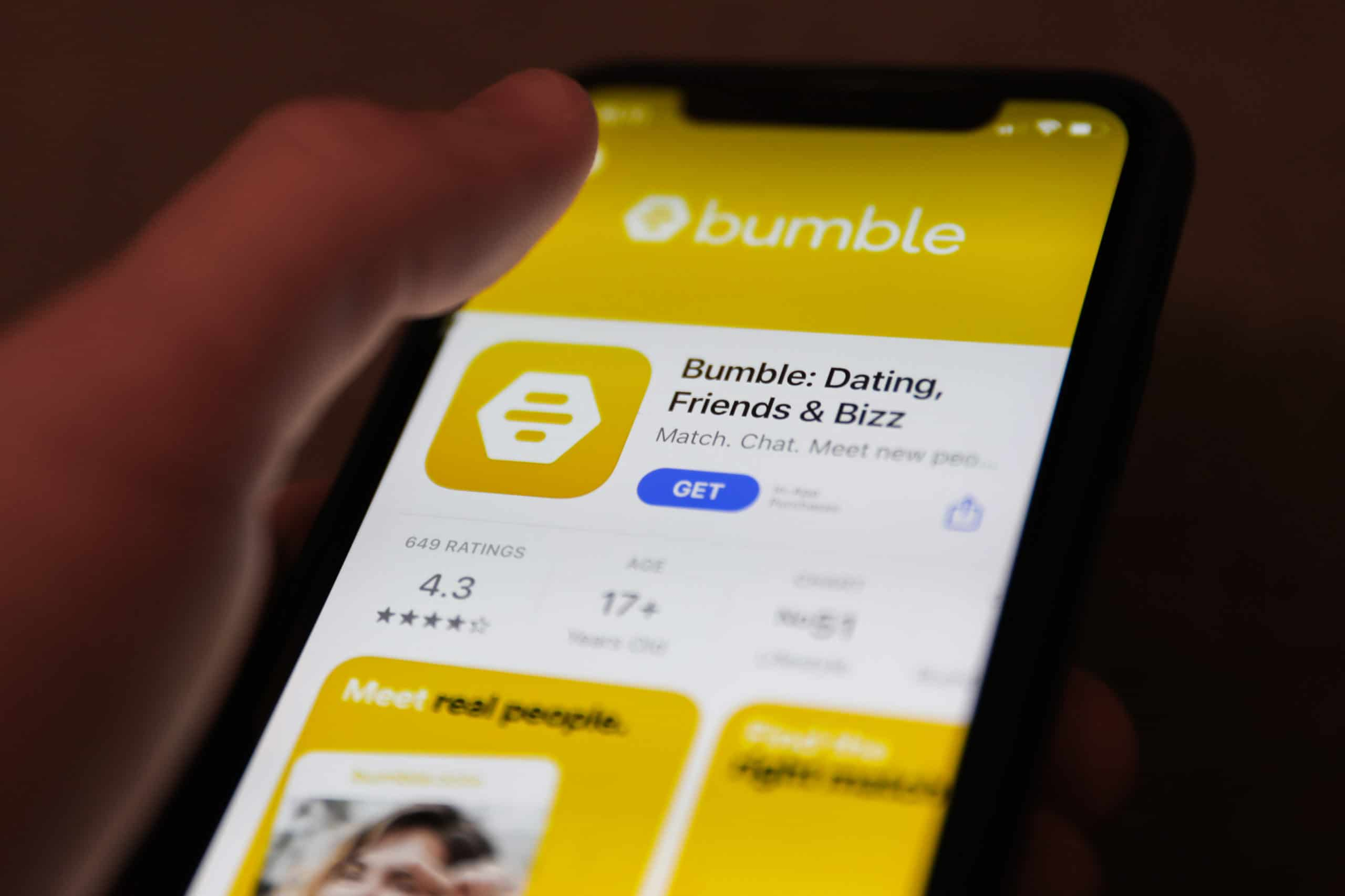 Bumble App Photo Illustrations