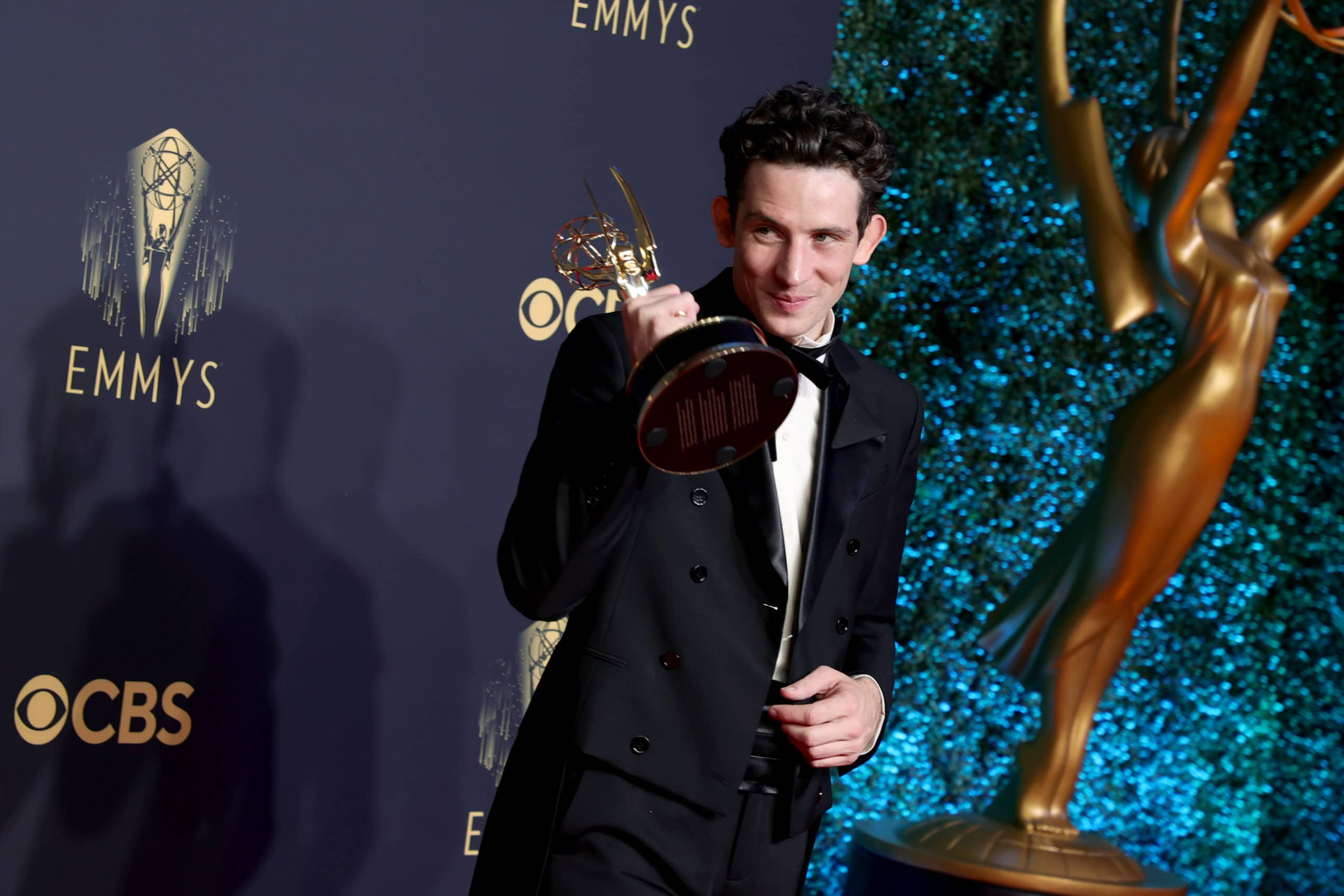 73rd Primetime Emmy Awards – Press Room
