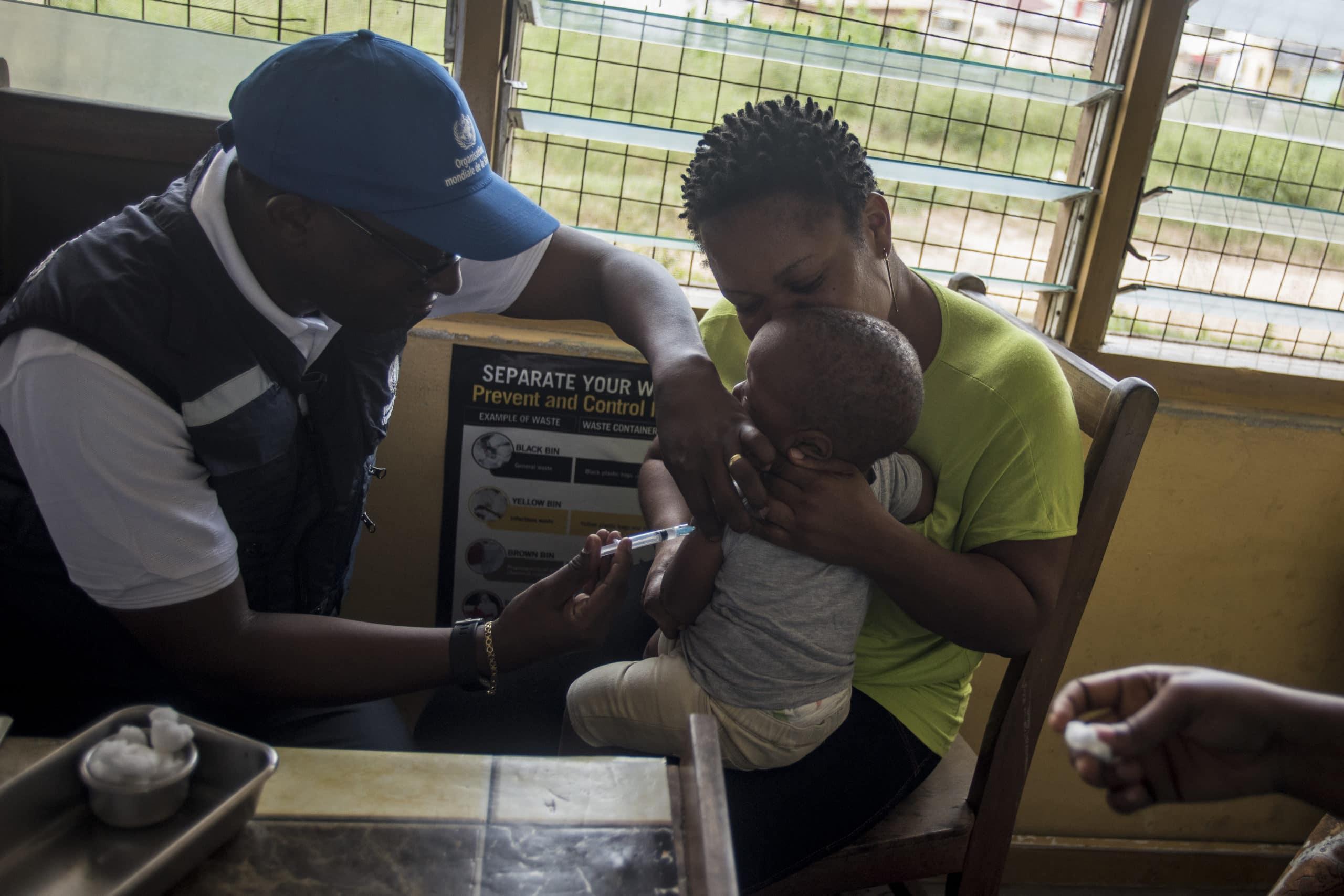GHANA-HEALTH-VACCINES-MALARIA