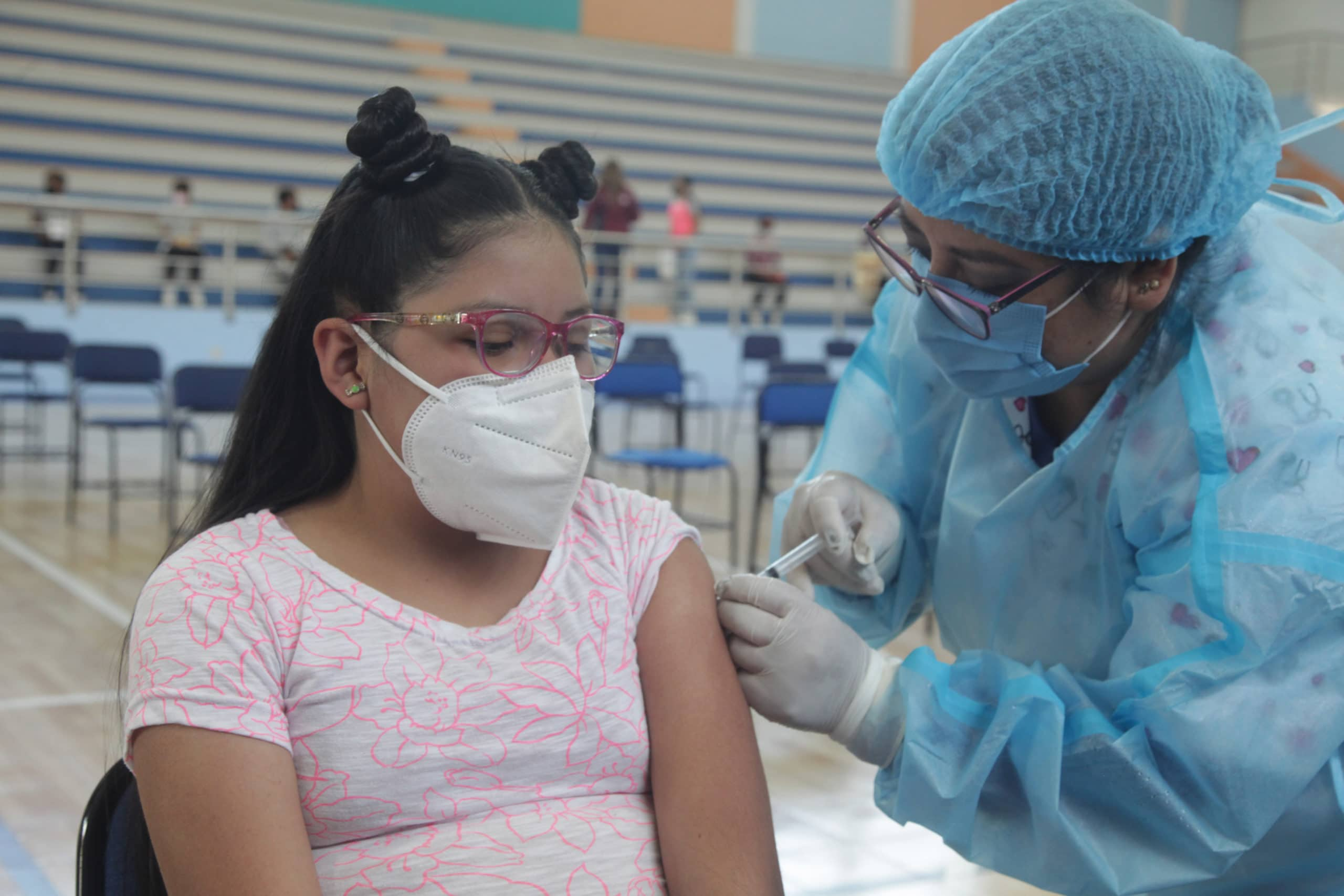 Ecuador Vaccinates 5 To 11 Year Olds Against COVID-19