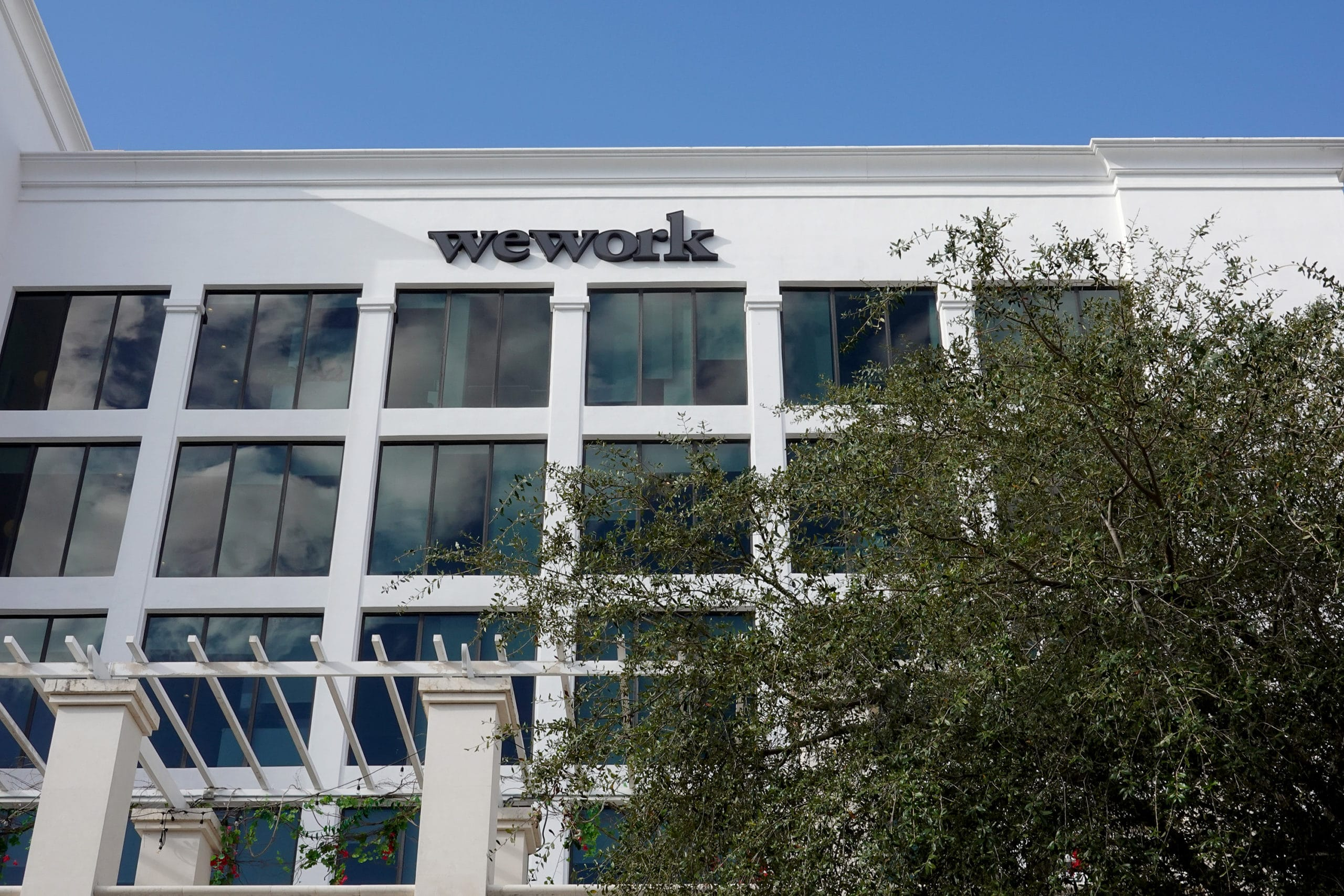 WeWork Debuts Goes Public On New York Stock Exchange